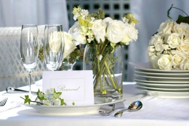 Venčanje u doba Korone – ručak u restoranu